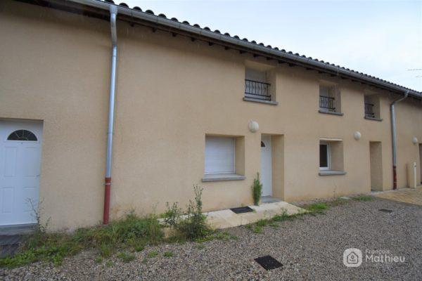 Saint-Marcel - Appartement 2 pièces